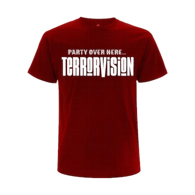 Terrorvision Party Over Here... Live In London T-Shirt 2