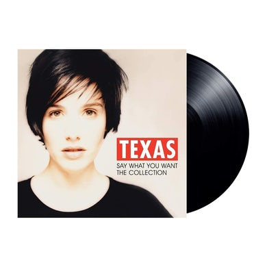 Texas Say What You Want: The Collection LP (Vinyl)