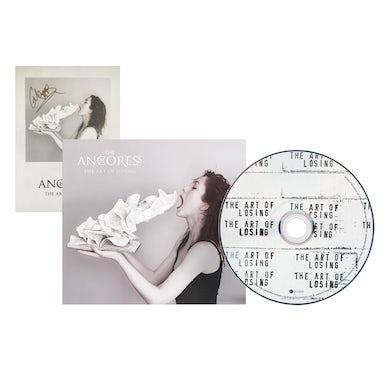 Anchoress The Art of Losing CD