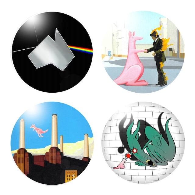 The Australian Pink Floyd Show Coasters (Set Of Four)