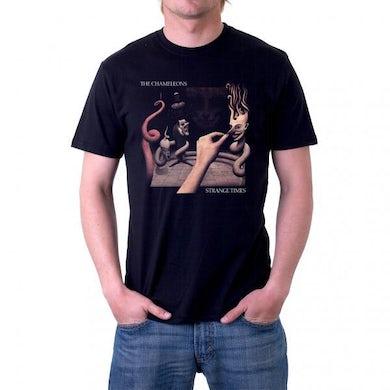 The Chameleons Strange Times Official T-Shirt