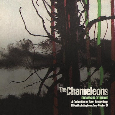 The Chameleons Dreams In Celluloid Collectors Edition CD