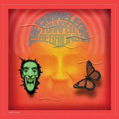 The Chameleons John Peel Sessions (2014 Remaster) Double Heavyweight LP (Vinyl)