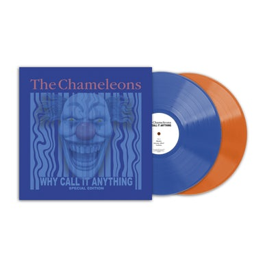 The Chameleons Why Call It Anything Gatefold Coloured Double LP (Vinyl)