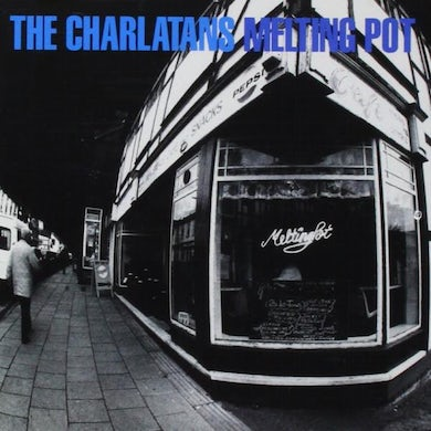 The Charlatans Melting Pot Vinyl Double Heavyweight LP
