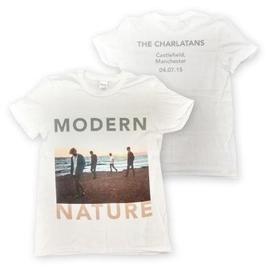 The Charlatans Modern Nature Castlefield T-Shirt