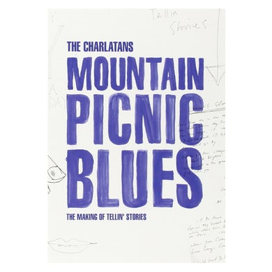 The Charlatans Mountain Picnic Blues: The Making Of Tellin' Stories DVD (with Poster Insert) DVD