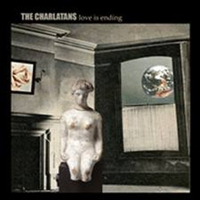 The Charlatans Love Is Ending 7 Inch
