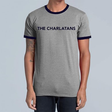 The Charlatans March Tour Ringer T-Shirt