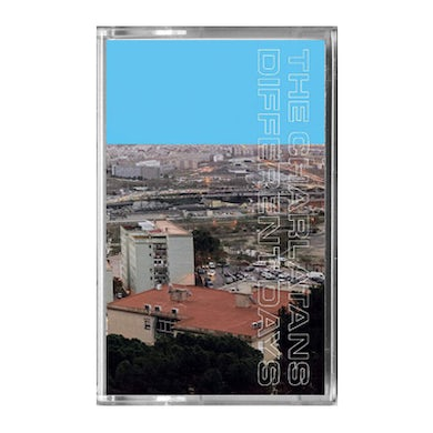 The Charlatans Different Days Cassette