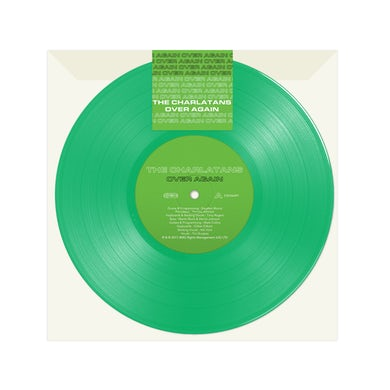 The Charlatans Over Again 7 Inch (Vinyl)
