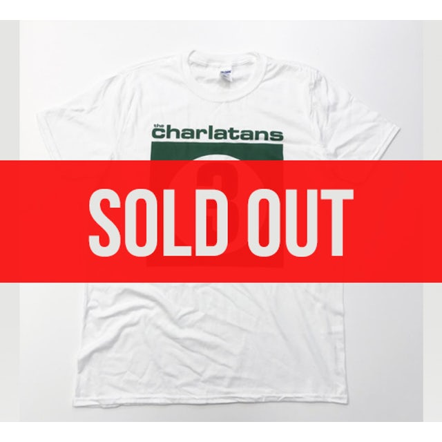 The Charlatans 3 Vintage T-Shirt