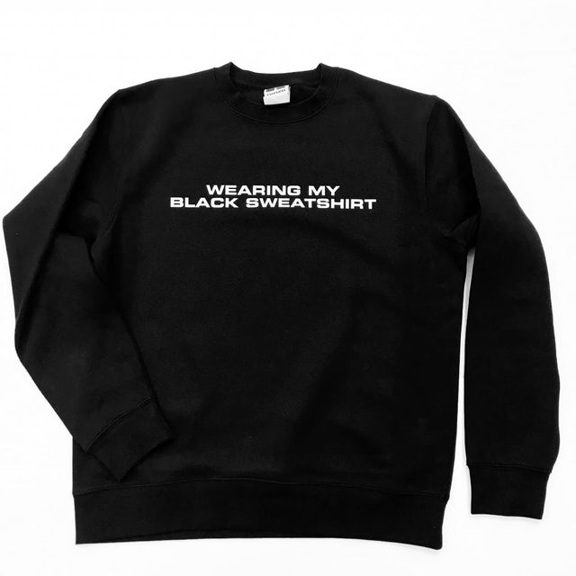 The Charlatans Wearing My Black Sweatshirt (Again)