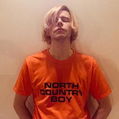 The Charlatans Orange North Country Boy T-Shirt