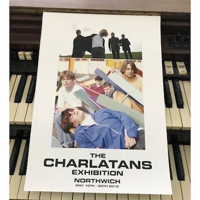 The Charlatans Exhibition Print