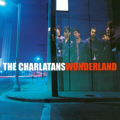 The Charlatans Wonderland Double LP (Vinyl)