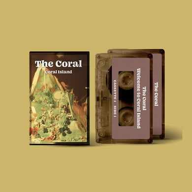 The Coral Coral Island Double Cassette Cassette