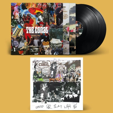 'The Coral' 20th Anniversary Double Heavyweight Vinyl