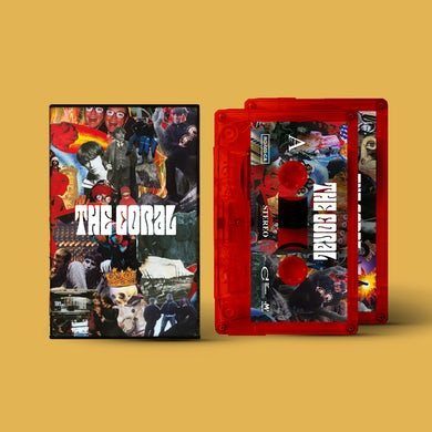 'The Coral' 20th Anniversary Cassette