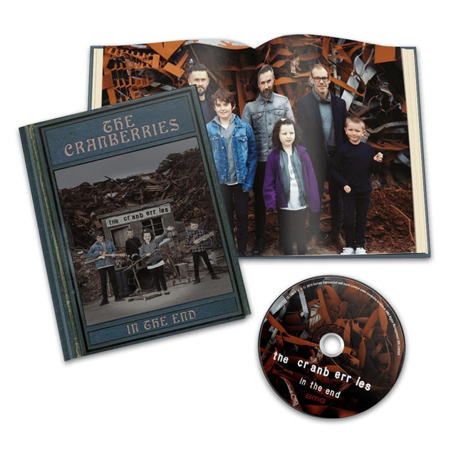 The Cranberries In The End Deluxe Deluxe CD