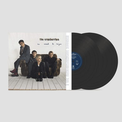 The Cranberries No Need To Argue (Remastered) Double Vinyl