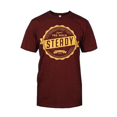 The Hold Steady Teeth Dreams Seal T-Shirt