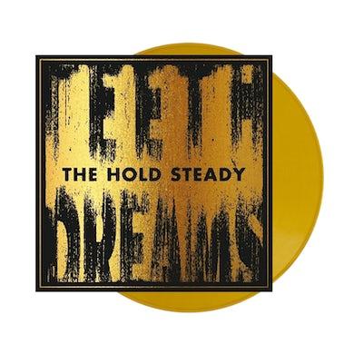 The Hold Steady Teeth Dreams Gold Double LP (Vinyl)