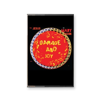 The Jesus and Mary Chain Damage And Joy Cassette Cassette