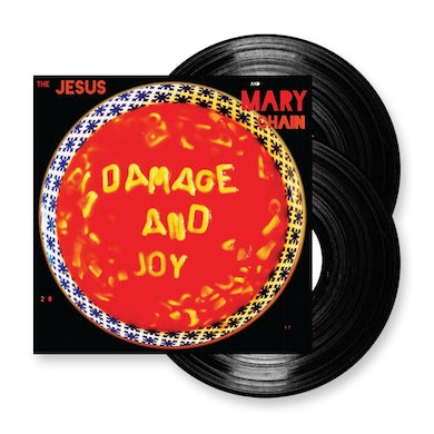 The Jesus and Mary Chain Damage And Joy Double Heavyweight LP (Vinyl)