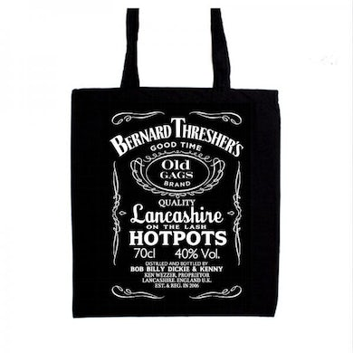 The Lancashire Hotpots A Fistful Of Scratchcards Tote Bag