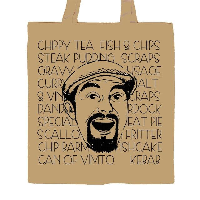 The Lancashire Hotpots Chippy Tea Tote Bag