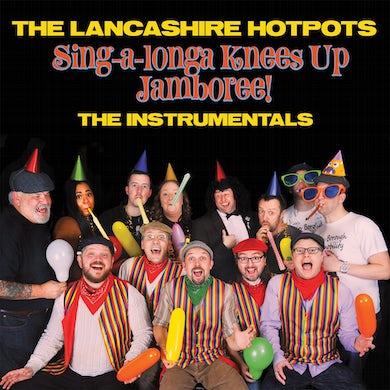 The Lancashire Hotpots Instrumental  CD