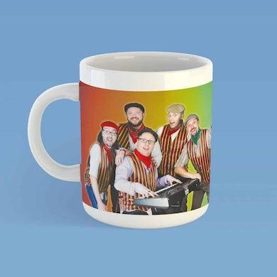 The Lancashire Hotpots Hotpots Rainbow Mug