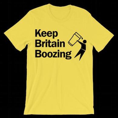 The Lancashire Hotpots Keep Britain Boozing T-Shirt