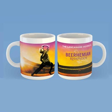 The Lancashire Hotpots Beerhemian Rhapsody Mug