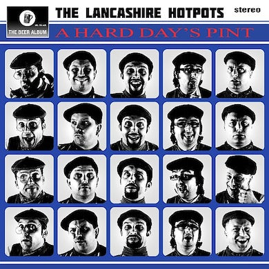 The Lancashire Hotpots A Hard Day's Pint CD