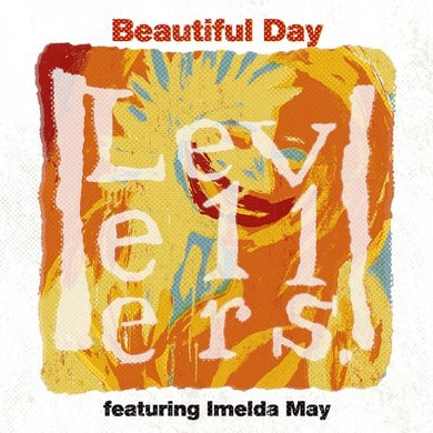 The Levellers Beautiful Day 7 Inch (Vinyl)