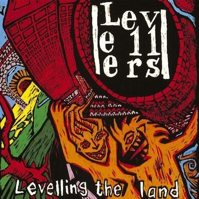 The Levellers Levelling The Land Double Heavyweight LP (Vinyl)