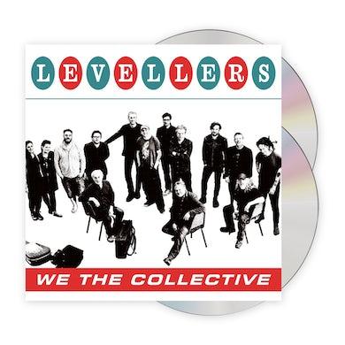 The Levellers We The Collective Deluxe CD Album (w/ Bonus CD) Deluxe CD