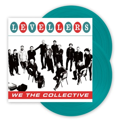 The Levellers We The Collective Deluxe Colour LP (Vinyl)