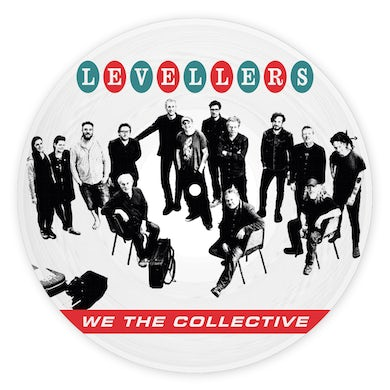 The Levellers We The Collective Picture Disc LP (Vinyl)