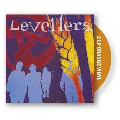 The Levellers Orange Double LP (Vinyl)