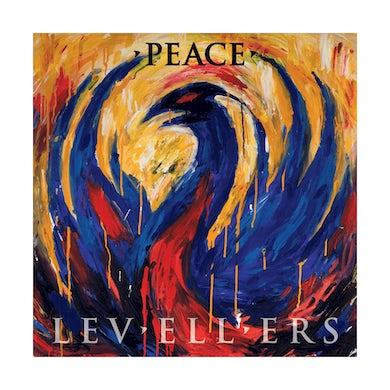 The Levellers Peace Deluxe Splatter Vinyl + 7-Inch Vinyl