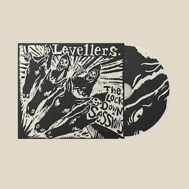 The Levellers The Lockdown Sessions CD/DVD