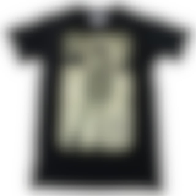 The Maccabees Womans Black And White Chops T-Shirt