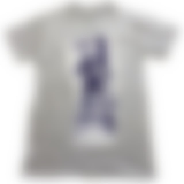 The Maccabees Womens Grey And Navy Polaroid T-Shirt