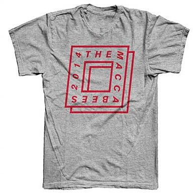 The Maccabees 2014 Grey T-Shirt