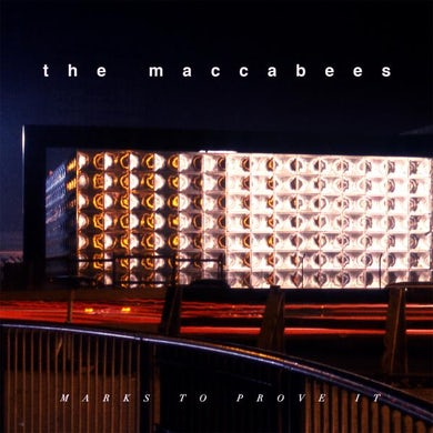 The Maccabees SIGNED Marks To Prove It 12-Inch Navy Vinyl Album LP