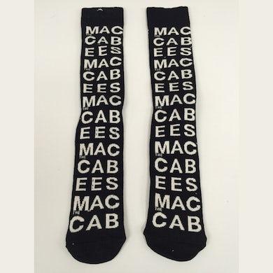 The Maccabees Logo Socks