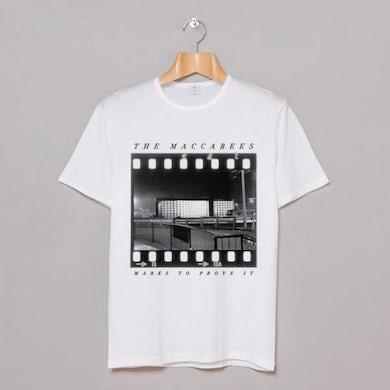 The Maccabees Negative T-Shirt White